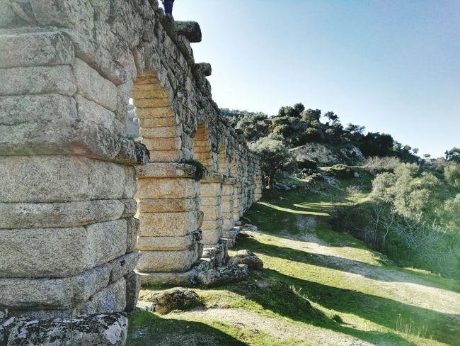 Aydın/Turkey Turkey Ancient Civilization Ancient Greek Ancient Ruins Village Historical Building History Outdoors Aqueduct