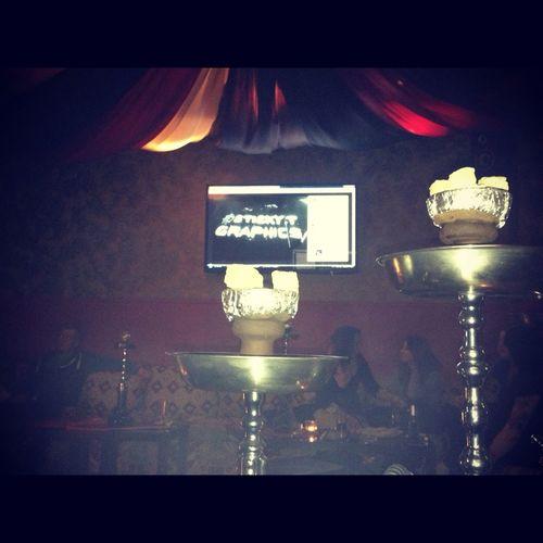 Sahara Lounge - sticky.t-graphics