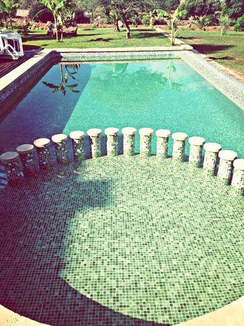 In da Pool.