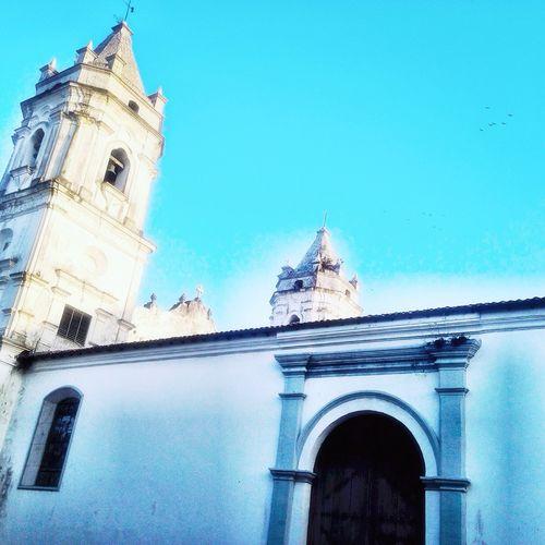 By Pit O. Casco Antiguo Catedral 6pm Iglesia Panamá Torres Puerta Cielo Campanario