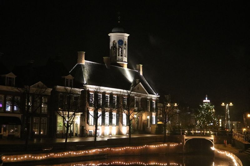 Dokkum by Night