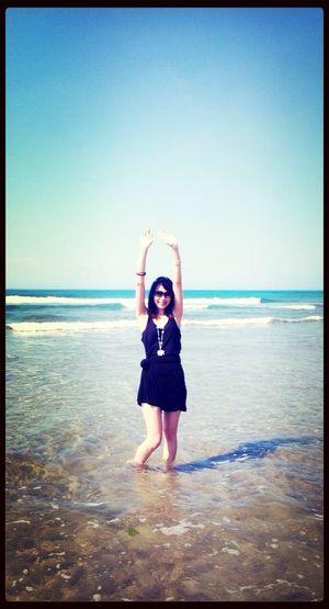 Here I am Sunshine Beach ☀️