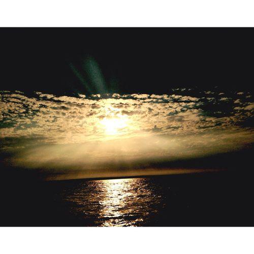 Summer Sea And Sky Beautiful Sun Tbt ❤ 🌊☀️🛥⛵️