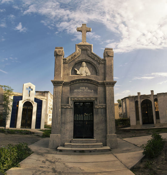 Cemetery Holy Land