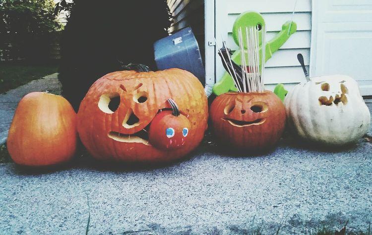 Pumpkin Halloween Jack O Lantern