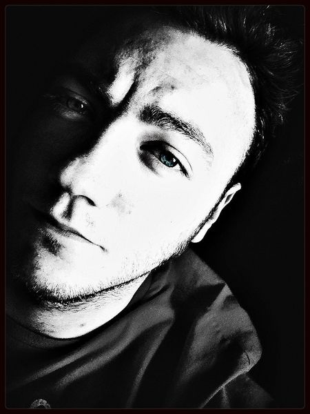 I'm Going #selfie Craaazy... Selfportrait Show Me Your Compassion. B&W Collection