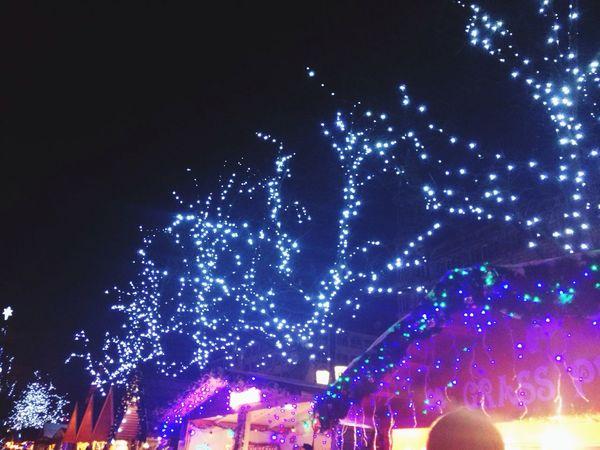 Lights lights lights Lights Christmas
