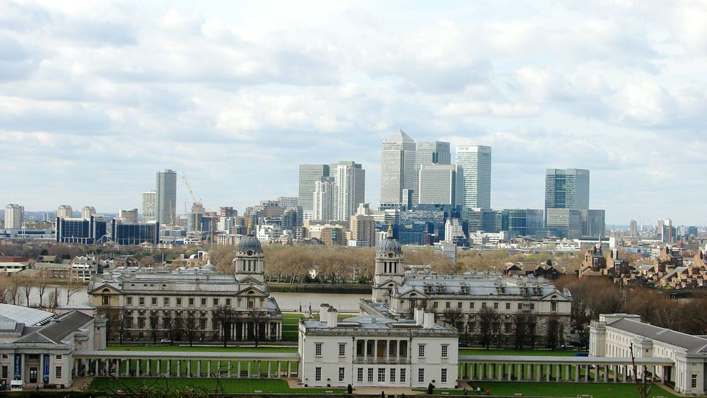 Greenwich Greenwich Park City London Enjoying The View City View  View Pmg_lon