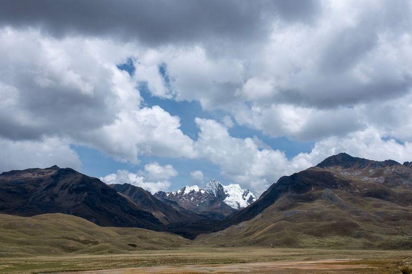 On the way to our first 5000m Mountain EyeEm Nature Lover Peru Traveling Week On Eyeem EyeEm Best Shots Mountain Peak Mountain