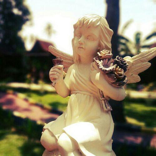 Angels love Angel Tamanwisatagalesong Makassar Makassarandroid instamakassar instanusantara indonesia instagood instandroid instagram iphonesia photooftheday bestoftheday andrography afterfokus