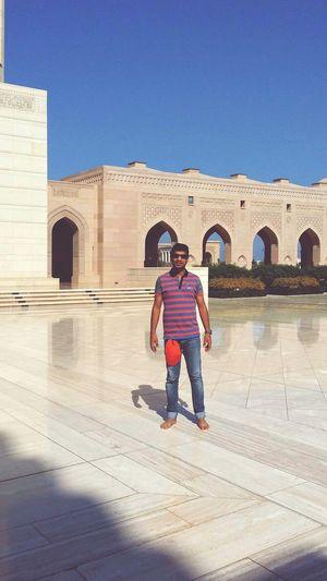 Sultan qaboos mosque That's Me First Eyeem Photo