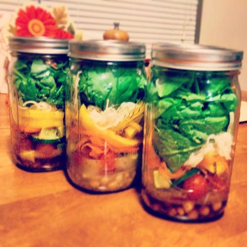 Salad Jars DaMo Fitness_good_gym The berry1Fitgirlsguide