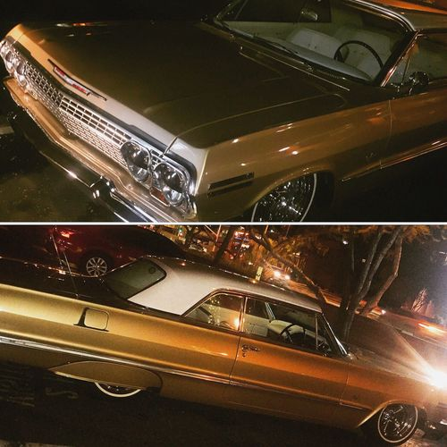 63Impala Chevyclassic Classicchevy Classic Car AnniversaryGold Phoenix, AZ Phoenixlife
