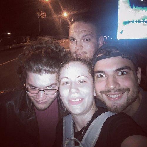 Goodnight selfie! Friends Mojibećari Serbian Boys