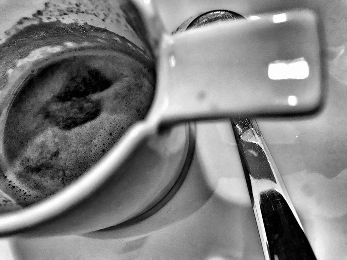 EyeEm Selects Blackandwhite Coffee