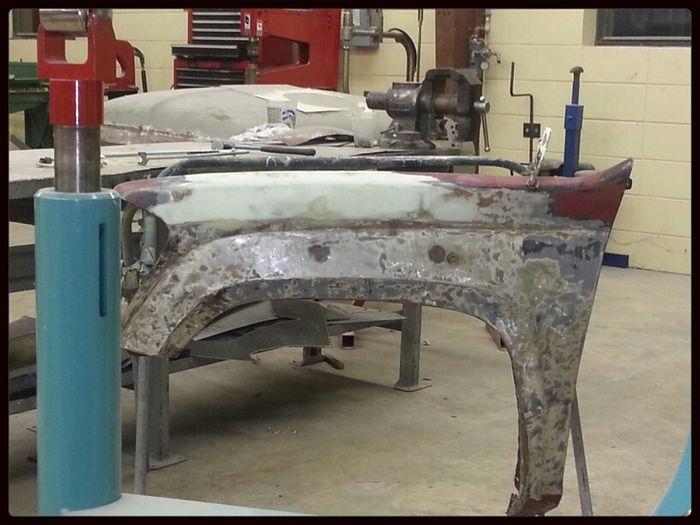Collision Repair Auto Tech Body Work