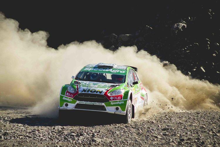 Argentina Rally Car Car Dust Ford Rally Car Speed Sun TafiDelValle