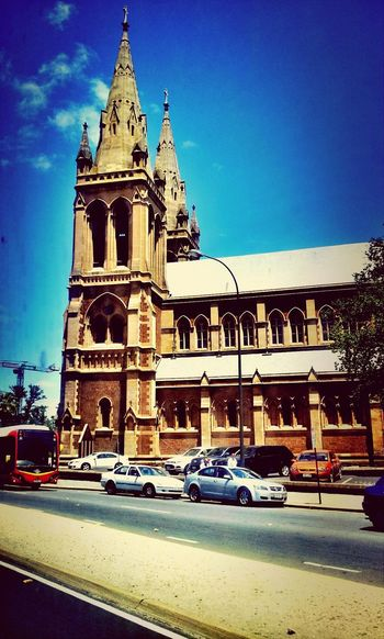 Adelaide city of Churches and State Of Festival South Australia