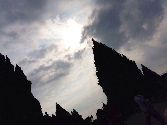 One day in Yogjakarta Candi Prambanan