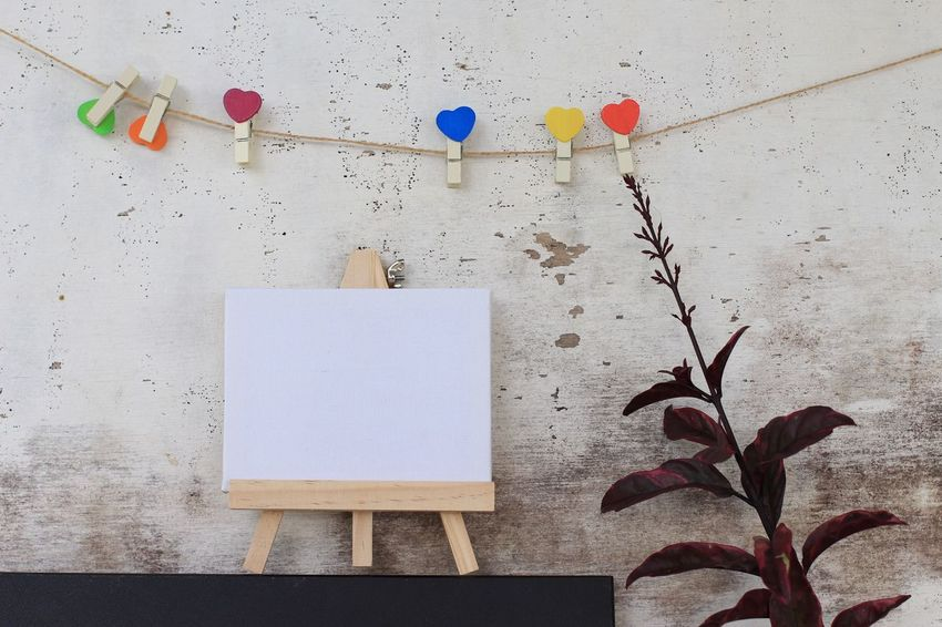 Leaf Nature No People Paper Indoors  Day Flowers Still Life Copy Space Compass Outdoors Conceptual Business Finance And Industry Travel Wooden Texture Blackboard  Glasses Concept Canvas STAND Empty Board Text