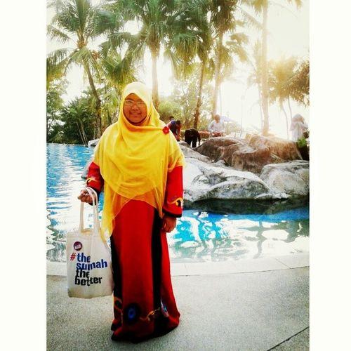 After Hi Tea for JPK UitmPerak @ Damai Laut Golf and Country Resort