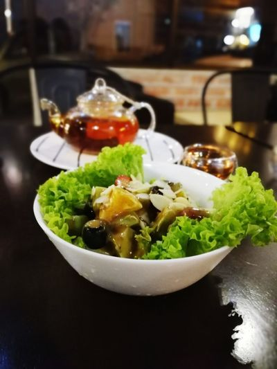 fruit salad for supper looks heathy right?😄 Vegetable Food And Drink Salad Bowl Salad Fruit Salad Avocado