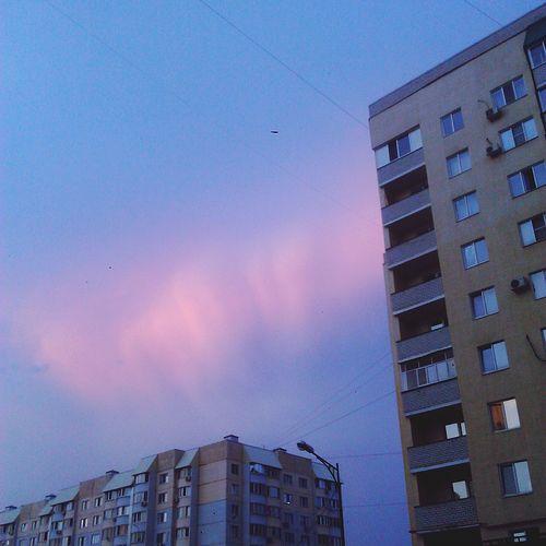Saratov city💜💛💜