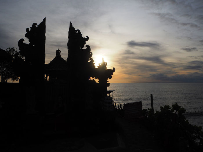 🌅Under the sun🌅 Travel Tanah Lot Bali Bali, Indonesia Art And Craft Architecture Sand Cloud - Sky Culture Dramatic Sky Exceptional Photographs Landscapes Nature Outdoors Scenics Sea Silhouette Miles Away Still Life Sun Sunset Tadaa Community Tranquility Travel Destinations Capture The Moment Welcome To Black The Great Outdoors - 2017 EyeEm Awards Been There.