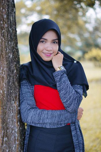 a Malay girl