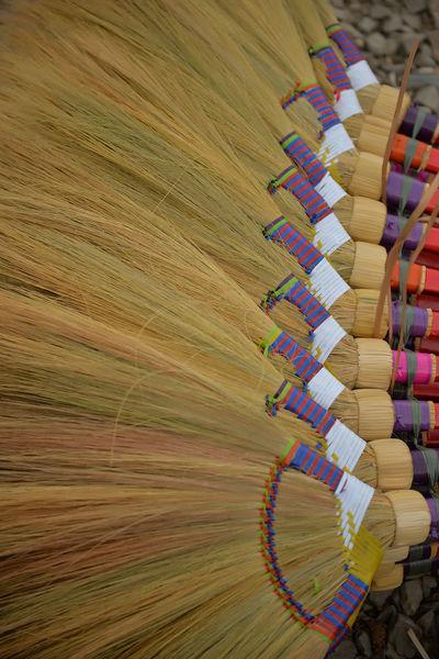 Broom Brooms  Close-up Day Eyeem Philippines Handmade Indoors  Multi Colored No People