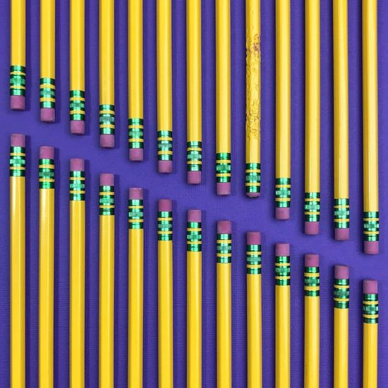 steady your nerves. • with no shortage of #dixonticonderoga #2 pencils around my studio and at work, I capitalized on my obsession with multiples and carefully arranged this madness. @weareticonderoga StillLifePhotography Commercial Pattern Purple And Yellow Complementary Colors #2 Dixon Ticonderoga Still Life Pencil No People Multi Colored Full Frame Business The Still Life Photographer - 2018 EyeEm Awards