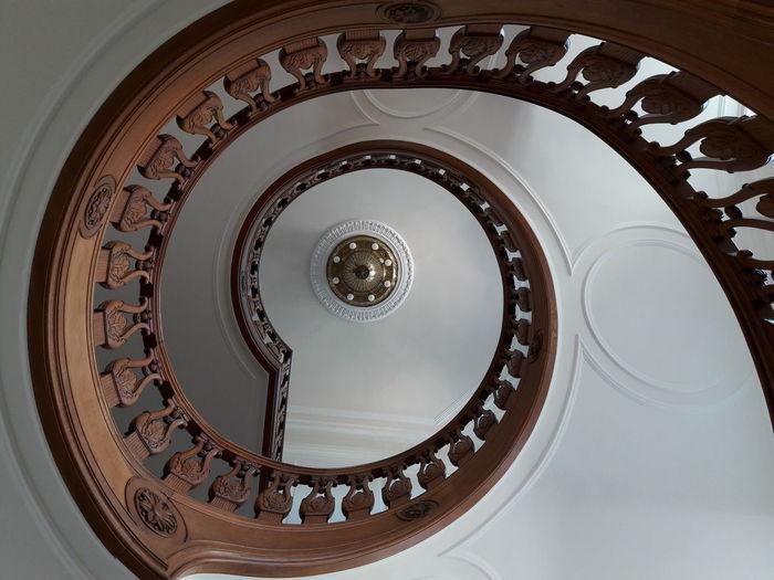 Spiral Staircase No. 1