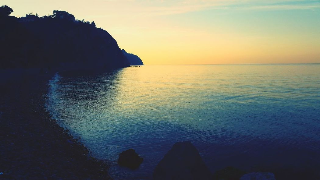 Bursa Tirilye Sea Landscape Sunset Clouds Clouds And Sky Natural First Eyeem Photo