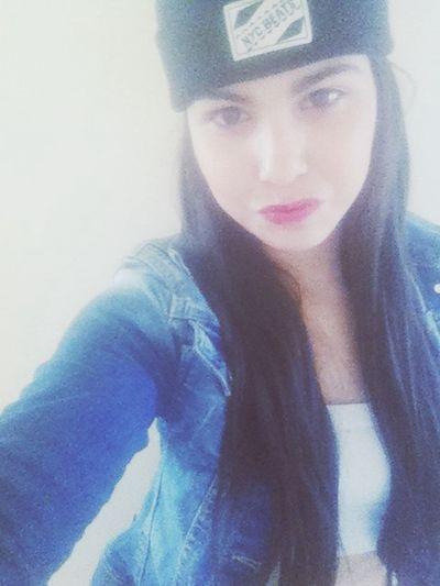 Love ♥ Eyeblue Long Hair Hairbrown