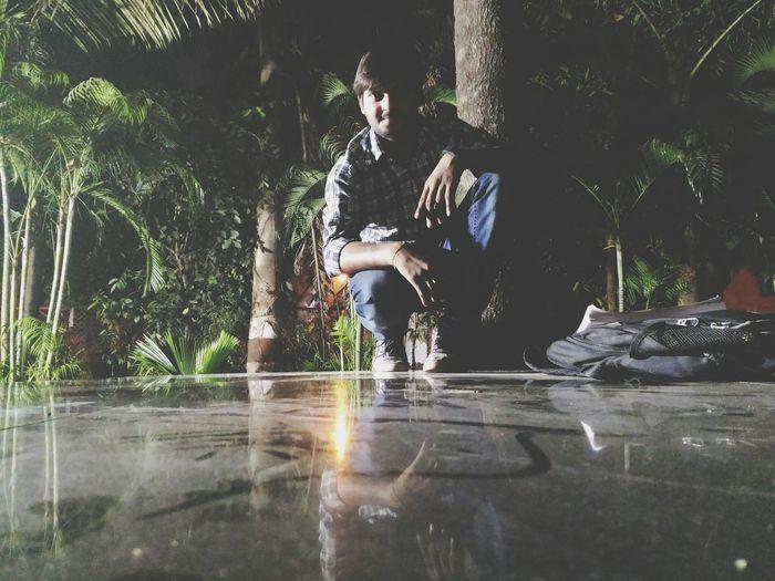 Low Light Shot Reflection Nnp🍃