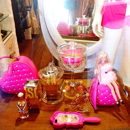 Barbie Collection Fashion Photography Pink! Love It
