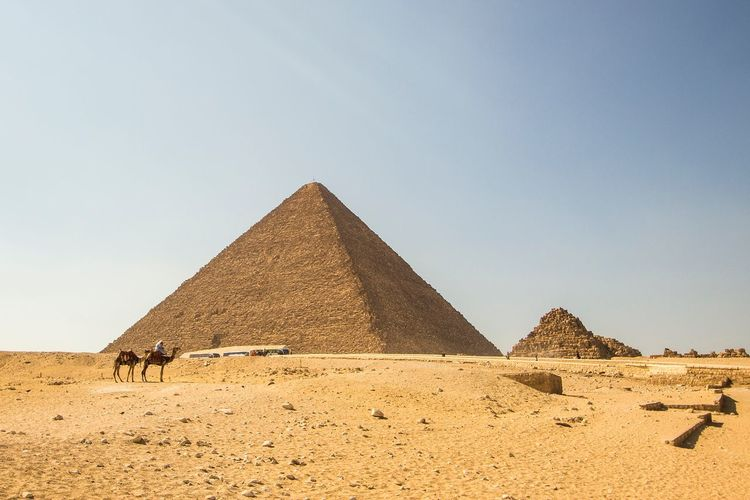 Ancient Pyramid