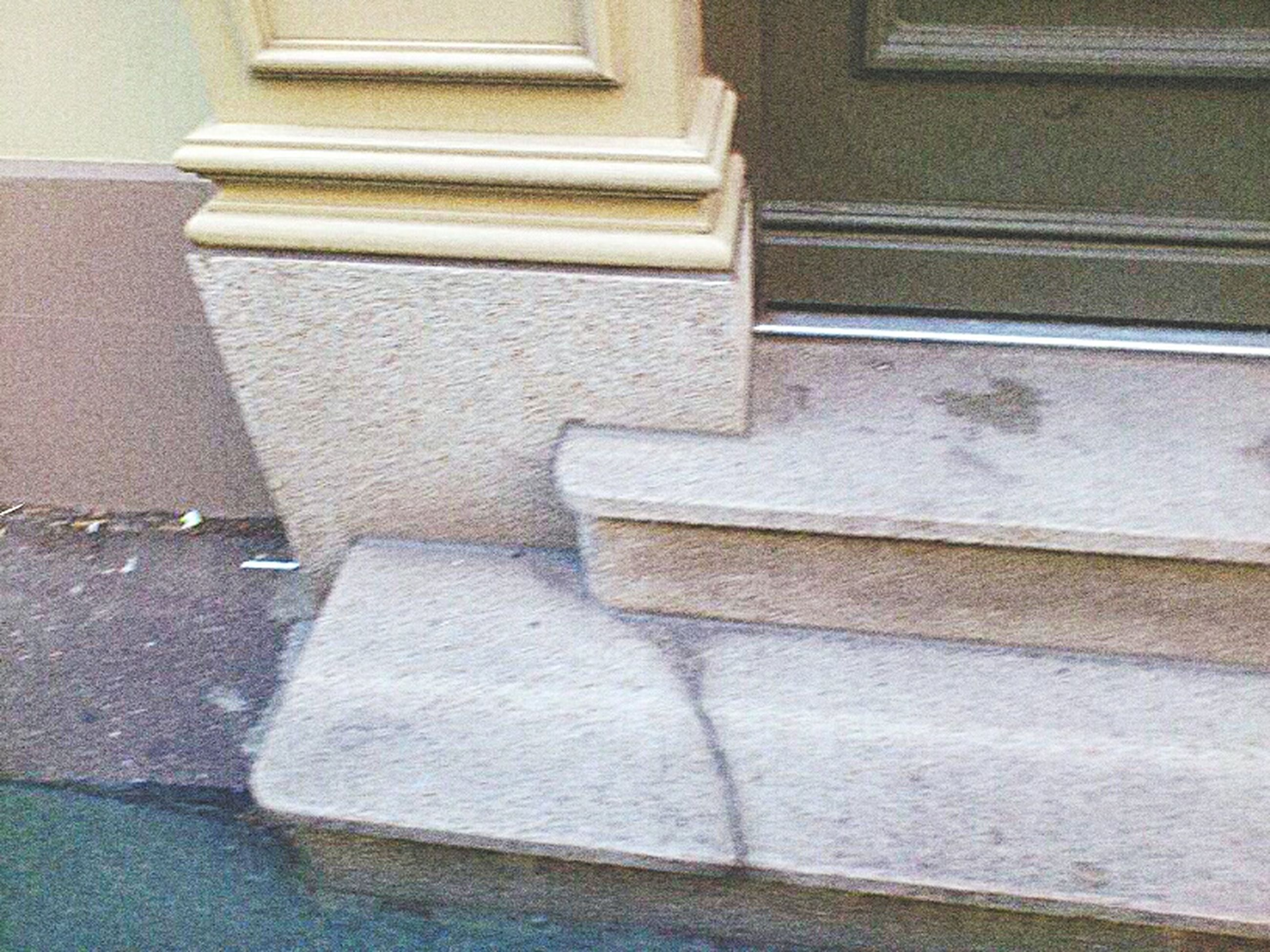steps, day, no people, collection, order, city life