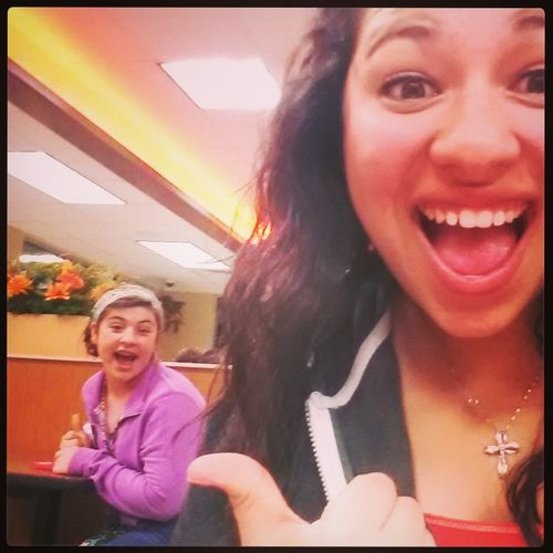 Whataburger flow with the BEST FRIEND! ♥