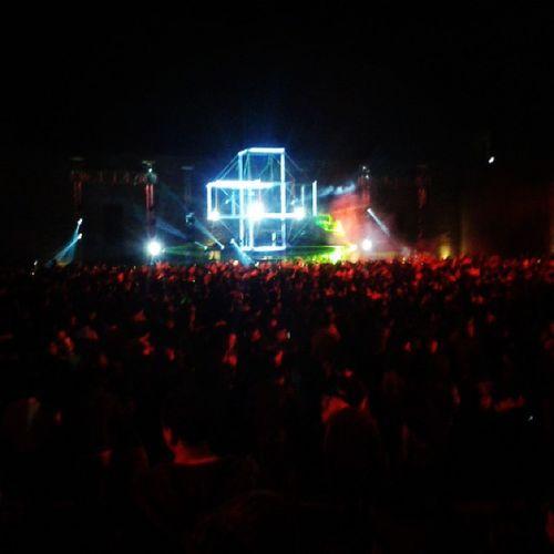 :D Novilunio fest Electronica 12horas Mamalon