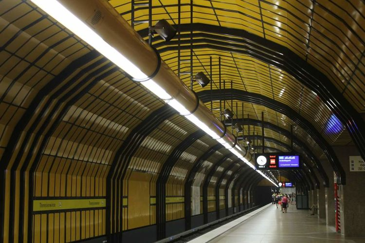 For the love of german metro stations..