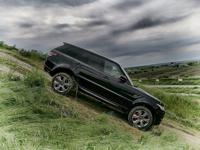 #hillclimb #offroad #range Rover Hill Descent Controll Hybrid Range Rover Land Vehicle