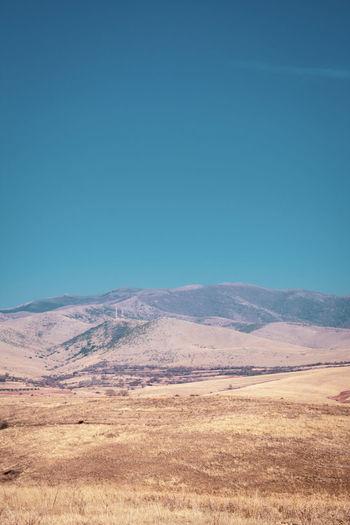 The peaceful mountain EyEmNewHere Nature Mountain Landscape Blue Flamingo Arid Climate Salt - Mineral Sand Dune Sand Landscape