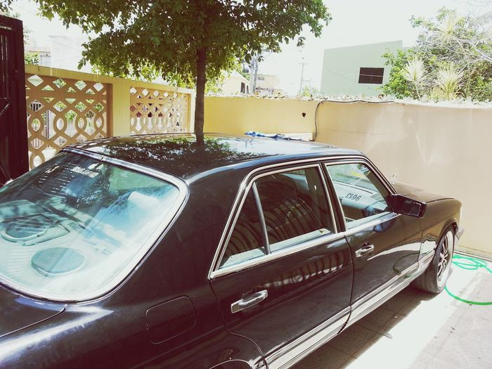 El Clasico... Mercedes-Benz