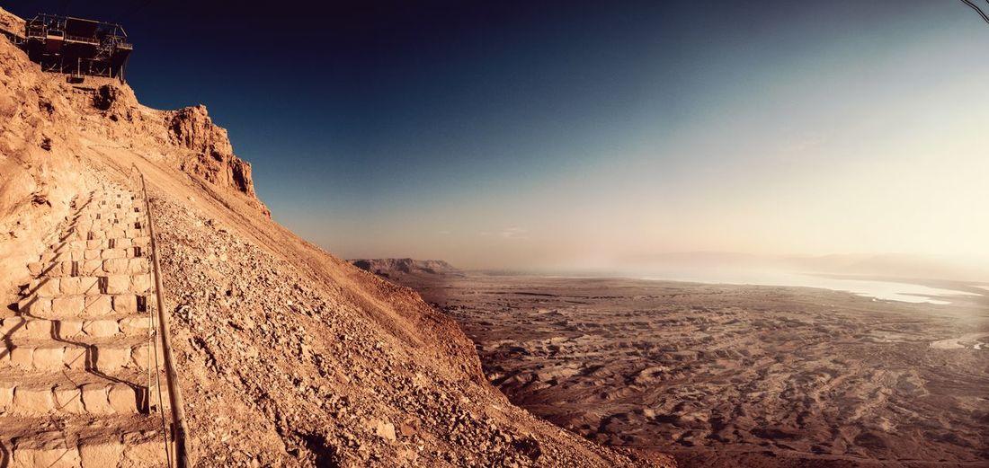 Masada snake