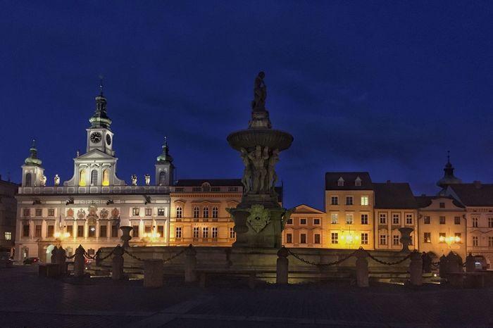 Ceske Budejovice Square