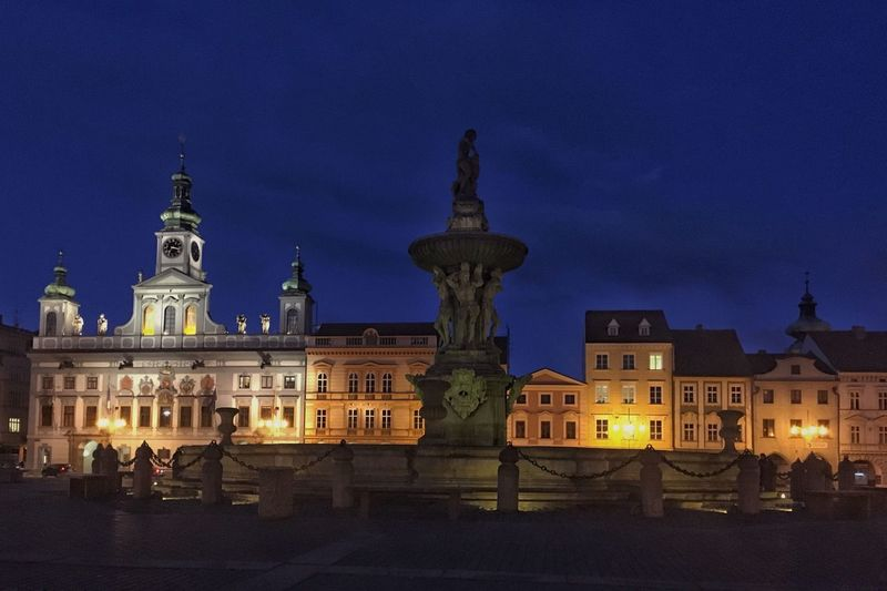 Ceske Budejovice Square