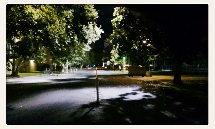 California Csub Night Photography Street