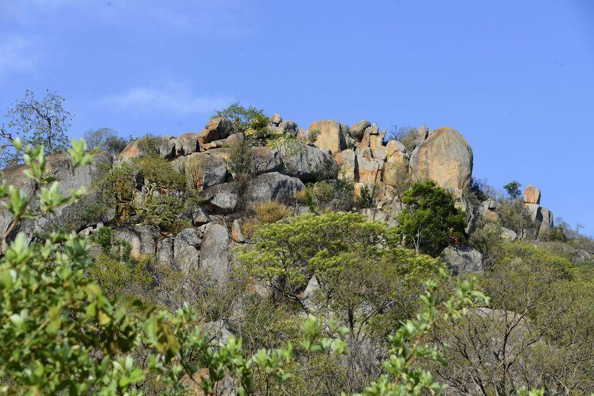 Rhodes Matopos National Park MatopoHills National Park Nature Rhodes Rock Rock Formation UNESCO World Heritage Site Zimbabwe Africa Lanscape Rhodes Matopos National Park Unesco