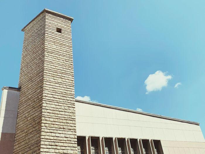 Church Built
